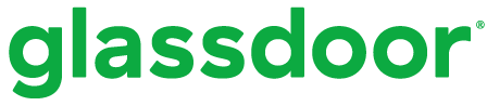 Free job boards - Glassdoor transparent png logo