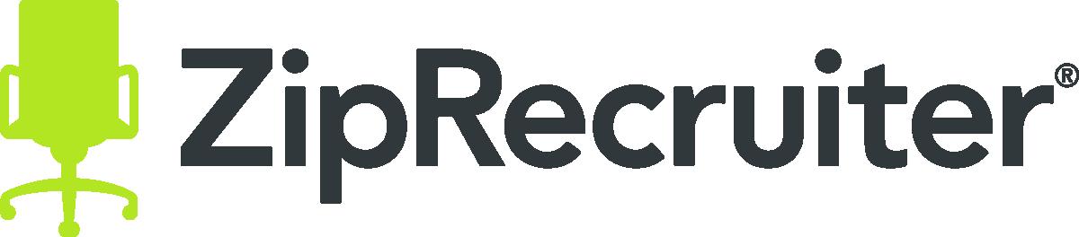 Zip Recruiter transparent png logo