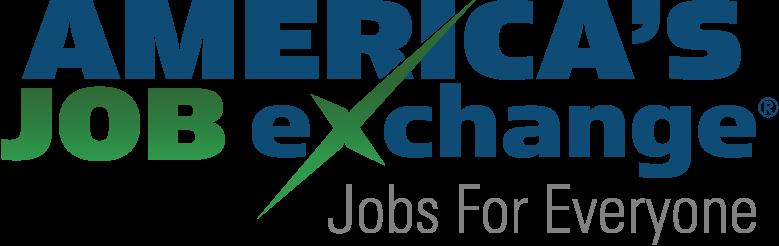 America`s Job Exchange transparent png logo