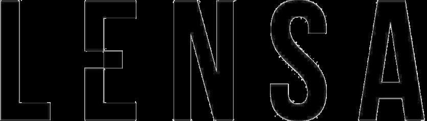 Lensa transparent png logo