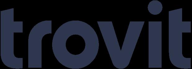Trovit transparent png logo